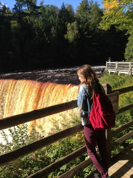 Tahquamenon Falls State Park, MI.